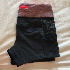 Lululemon Shorty Shorts Size 6